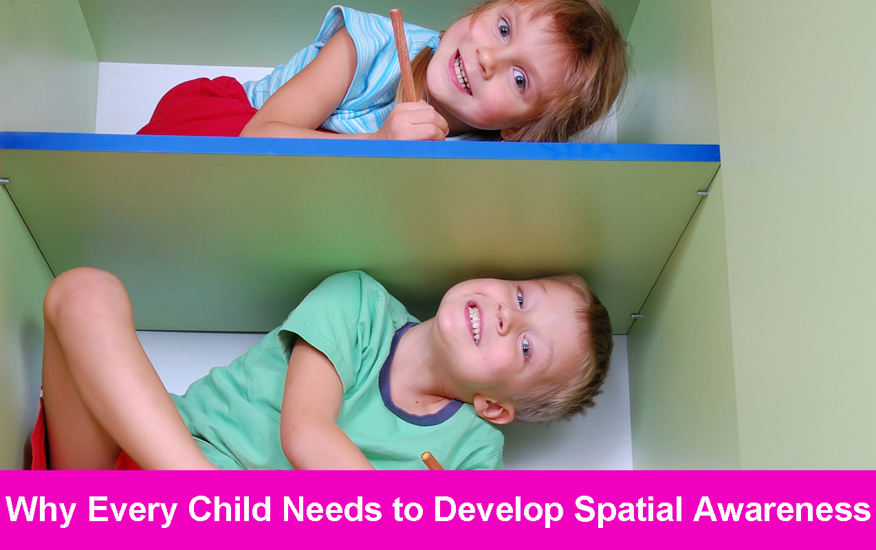 spatial awareness, learning disabilities