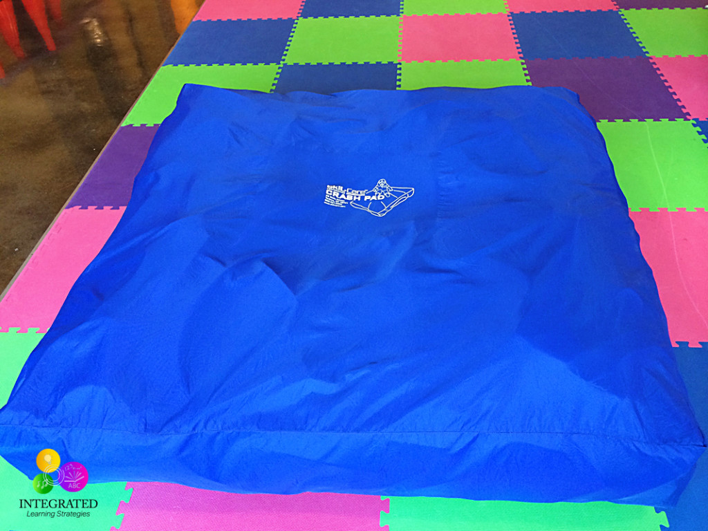 Sensory Processing, Sensory Crash Pad