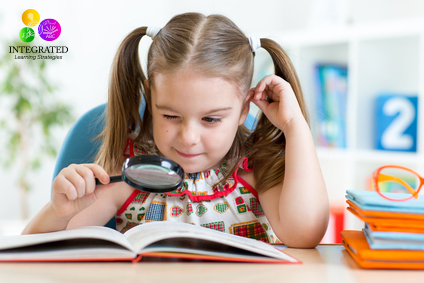 Child Vision Development for reading, Tracking words | ilslearningcorner.com #vision #reading #dyslexia