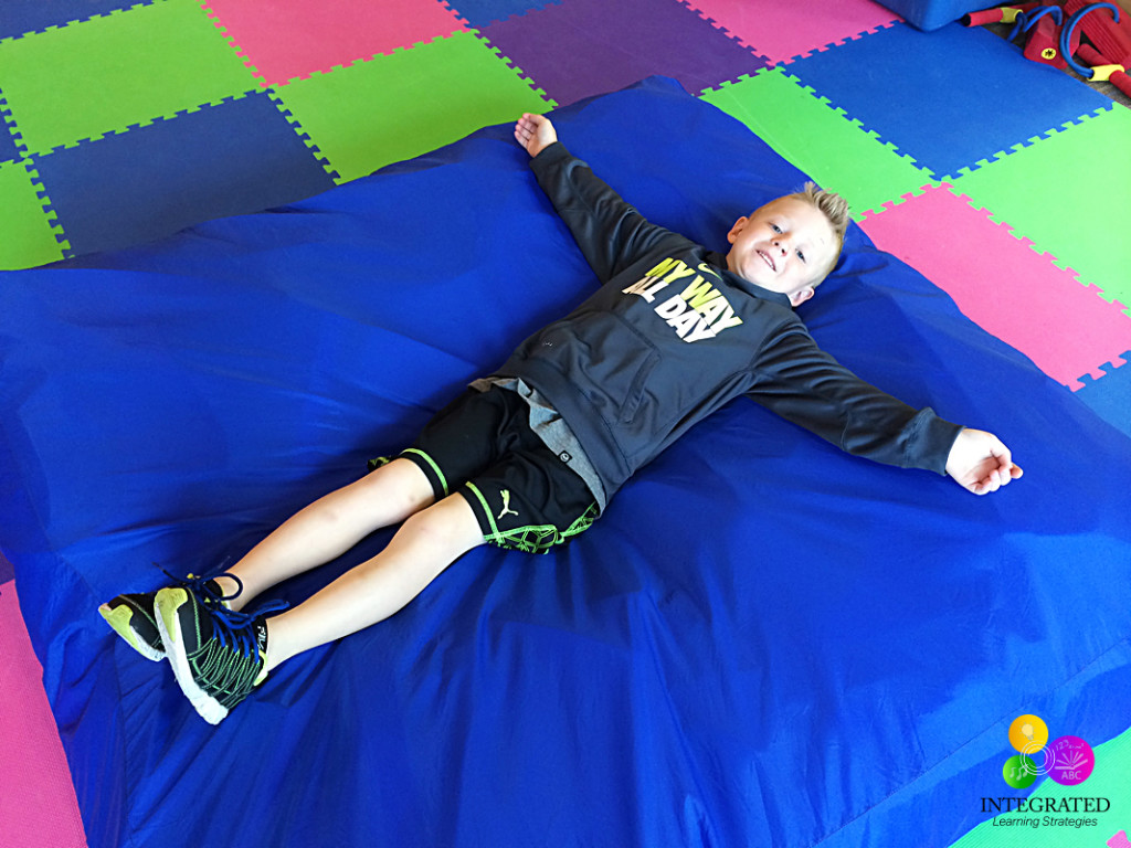 5 Crash Pad Activities, Sensory Crash Pad