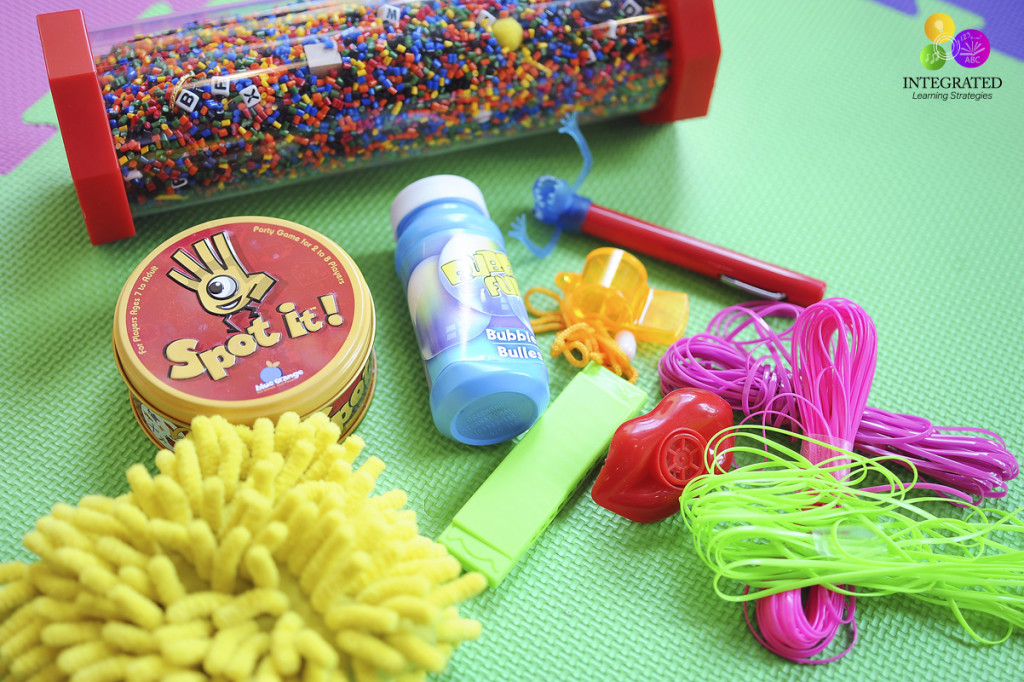 Don't leave these sensory toys at home when going on road trips.