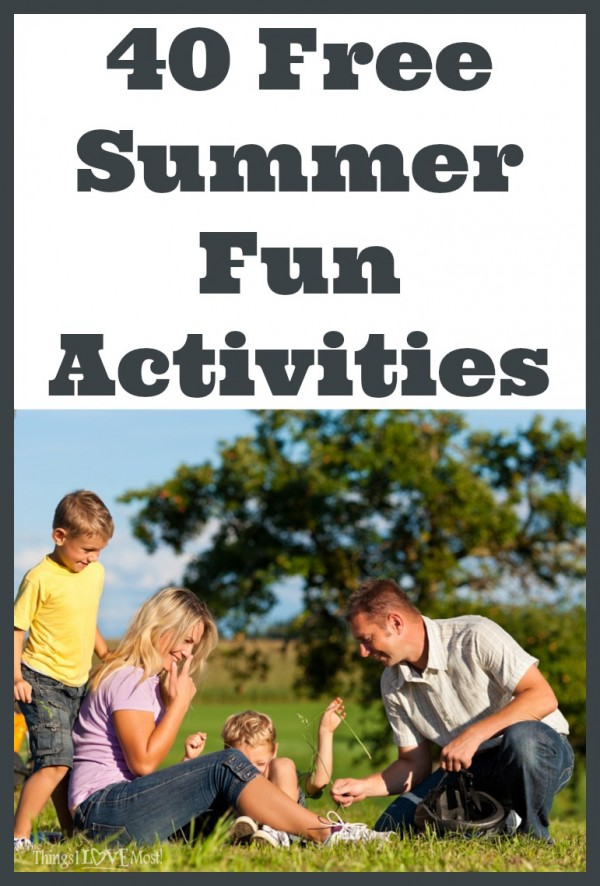 11 Great Summer Activities to Keep Kids Active and Learning this Summer