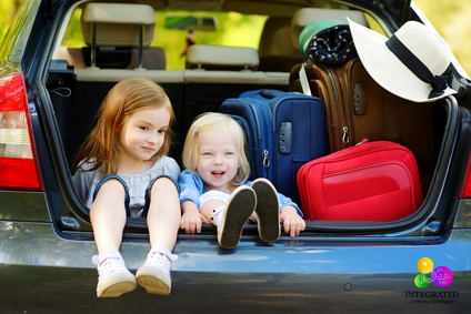 Road Trip Games and Activities to Help Kids Read