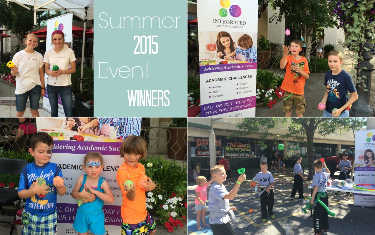 Summer 2015 Event Winners to help kids learn and stay active | www.ilslearning.com