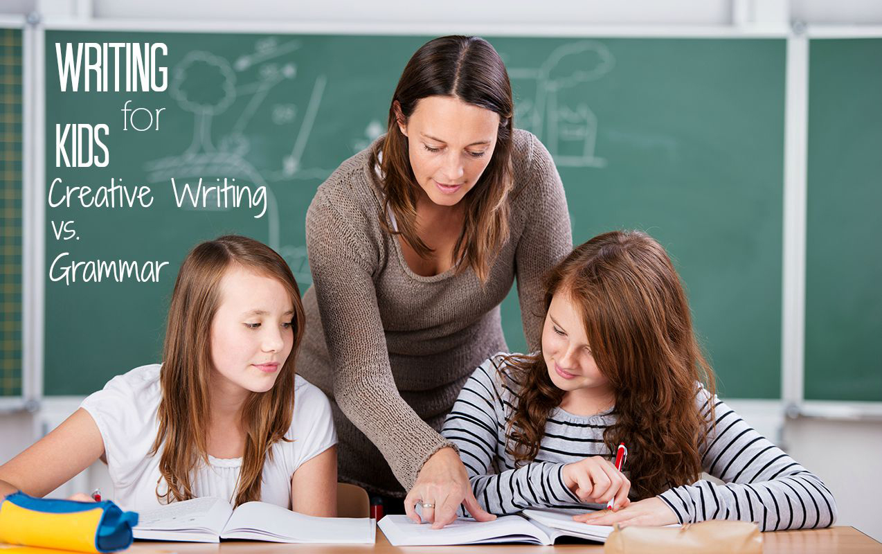 Writing for Kids: Is it better for Kids to focus on Writing Concepts or Grammar? | ilslearningcorner.com #kidswritingactivities
